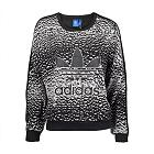 Adidas 三叶草 女装 卫衣 ENHANCED SPORTAB2767