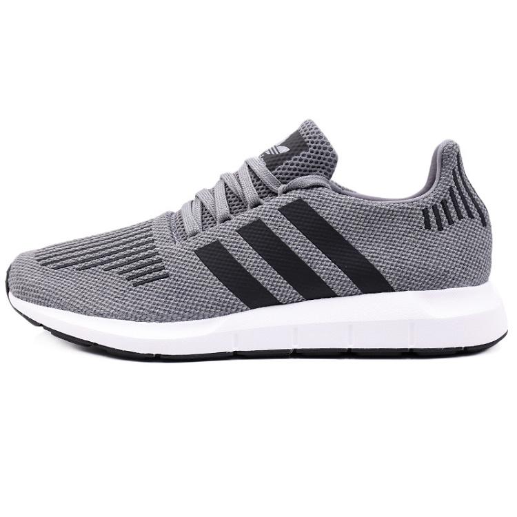 Adidas 三叶草 中性鞋 经典鞋 SWIFT RUN 三叶草 CQ2115