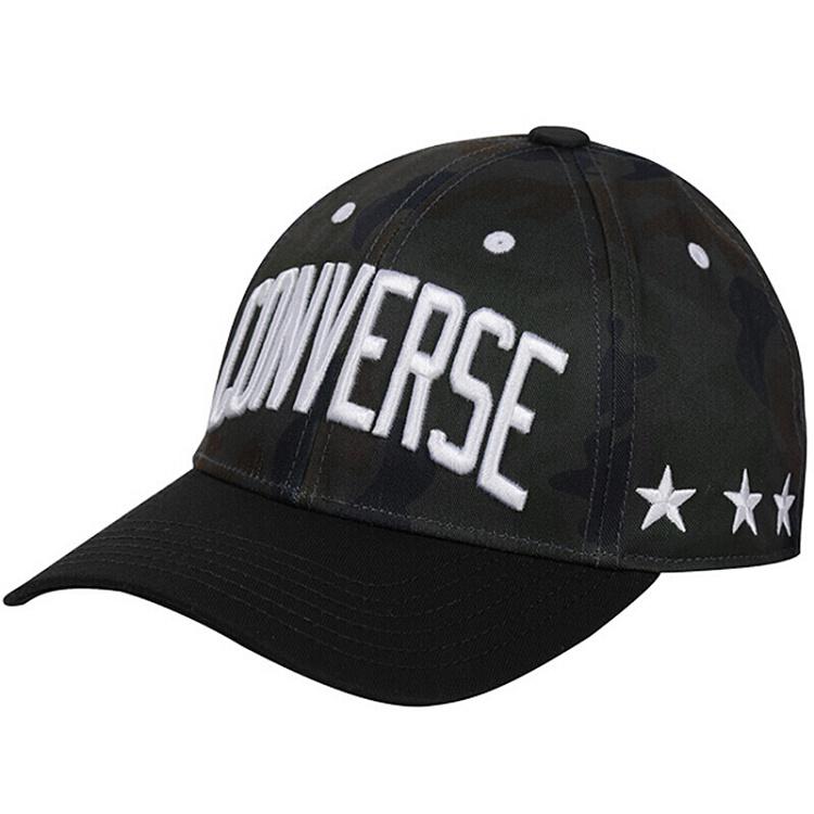 Converse 匡威 棒球帽-字母 CAPS 10006544-A01