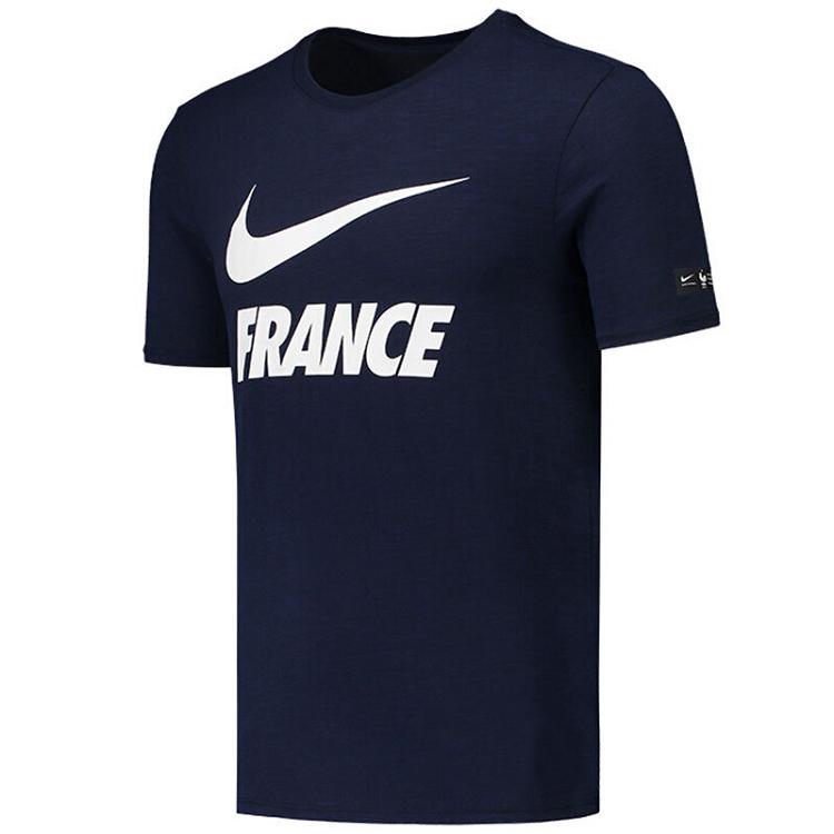 Nike 耐克 男装 足球 短袖针织衫 888876-451