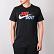 Nike 耐克 男装 休闲 短袖针织衫 运动生活 AR5007-010