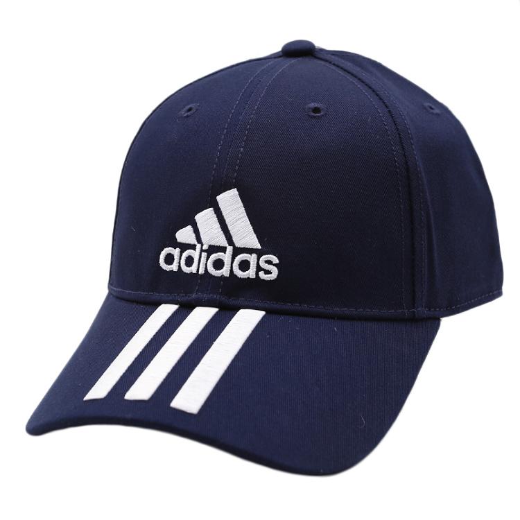 Adidas 阿迪达斯 运动帽 6P 3S CAP COTTO 配件 DU0198