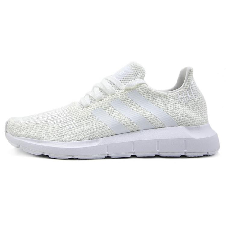 Adidas 三叶草 中性鞋 经典鞋 Swift Run 三叶草 B37725