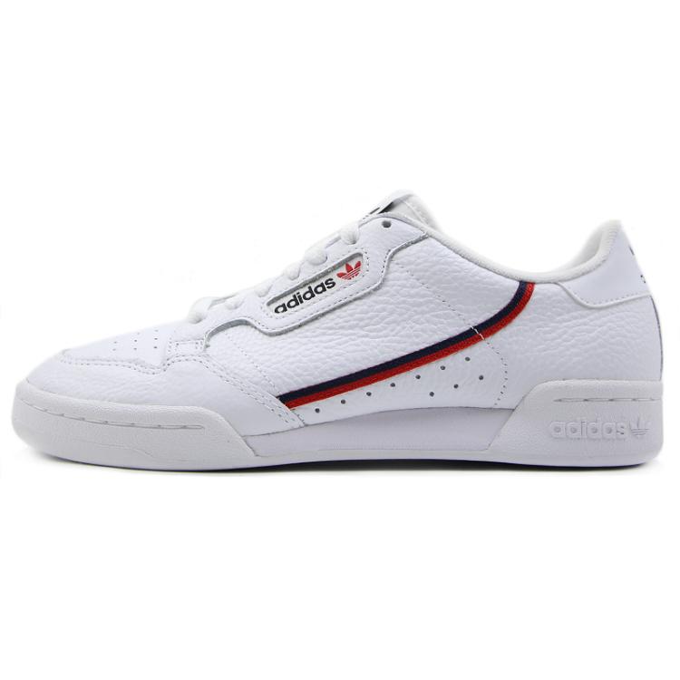 Adidas 三叶草 中性鞋 经典鞋 CONTINENTAL 80 三叶草 G27706