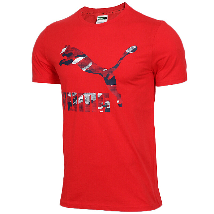 Puma 彪马 男装 休闲 短袖T恤 Classics Logo Tee 生活 57940547