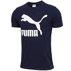 Puma 彪马 男装 休闲 短袖T恤 Classics Logo Tee 生活 57940506