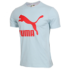 Puma 彪马 男装 休闲 短袖T恤 Classics Logo Tee 生活 57940524