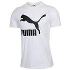 Puma 彪马 男装 休闲 短袖T恤 Classics Logo Tee 生活 57940502