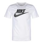 Nike 耐克 男装 休闲 短袖针织衫 运动生活 AR5005-101