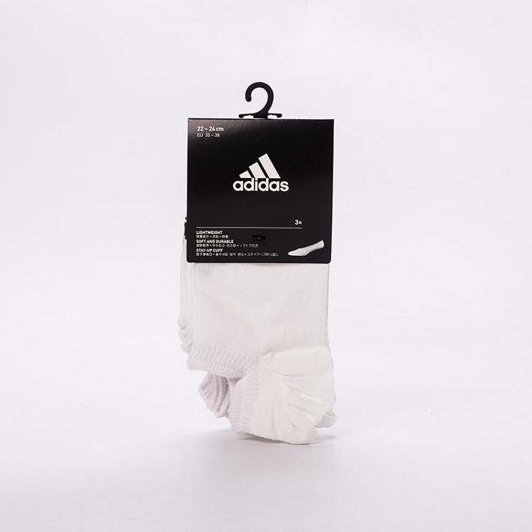 Adidas 阿迪达斯 运动袜 PER INVIZ T 3P 配件 CF3390