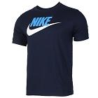 Nike 耐克 男装 休闲 短袖针织衫 运动生活 AR5005-453