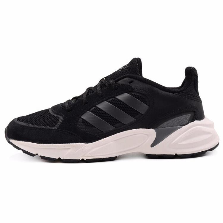 Adidas 阿迪达斯 女鞋 跑步 跑步鞋 90s VALASION EE9906