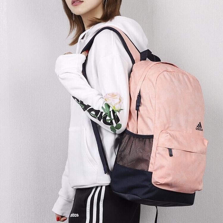 Adidas 阿迪达斯 双肩背包 CL W AOP 配件 EE1088