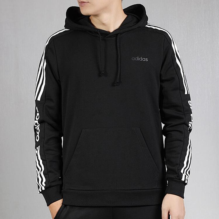 Adidas NEO 阿迪休闲 男装 套头衫 M CE 3S HDY 运动休闲 EI4673
