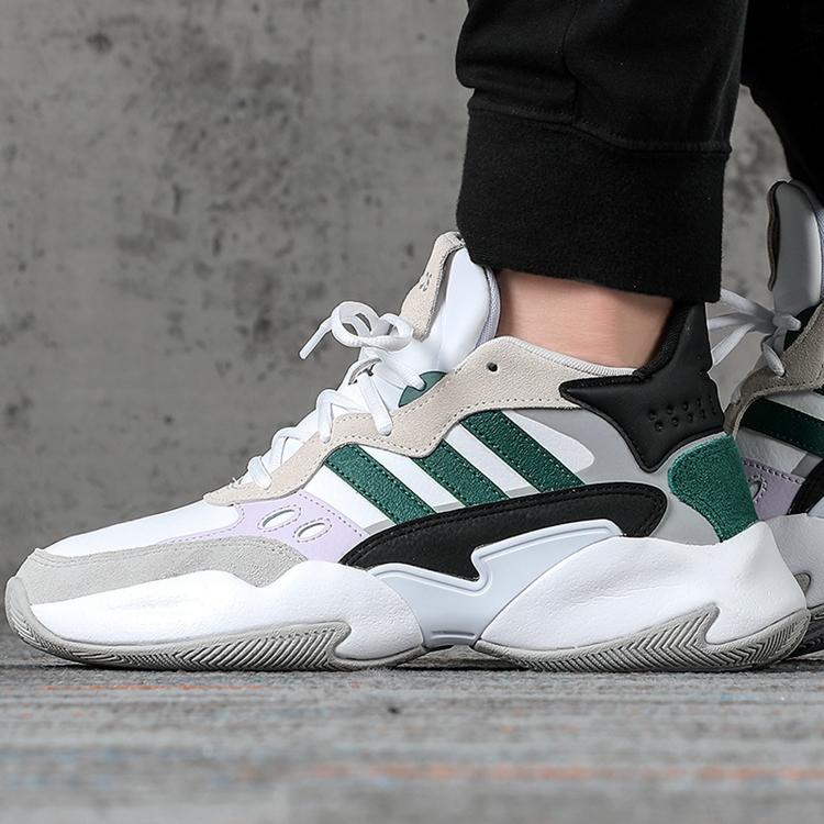 Adidas NEO 阿迪休闲 男鞋 休闲鞋 STREETSPIRIT 2.0 运动休闲 FW5908