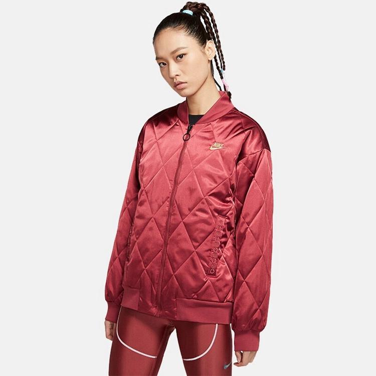 Nike 耐克 女装 休闲 梭织夹克 运动生活 CU3664-617