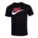 Nike 耐克 男装 休闲 短袖针织衫 运动生活 AR4994-013