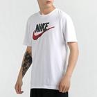 Nike 耐克 男装 休闲 短袖针织衫 运动生活 AR4994-100