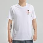 Nike 耐克 男装 休闲 短袖针织衫 运动生活 CW0435-100