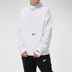 Nike 耐克 男装 休闲 针织夹克 运动生活HOODED FULL ZIP LS TOP DA0083-100