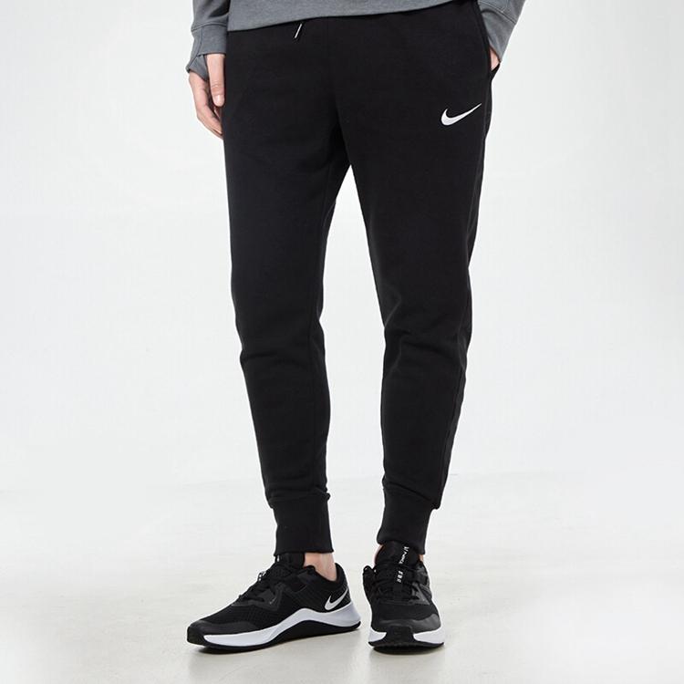 Nike 耐克 男装 休闲 针织长裤 运动生活PANT DA0085-010