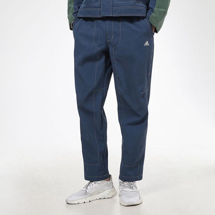 Adidas 阿迪达斯 男装 训练 长裤 WJ PNT DENIM GP0895